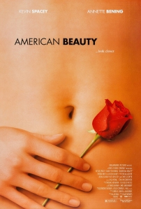 AMERICAN BEAUTY, US poster art, 1999