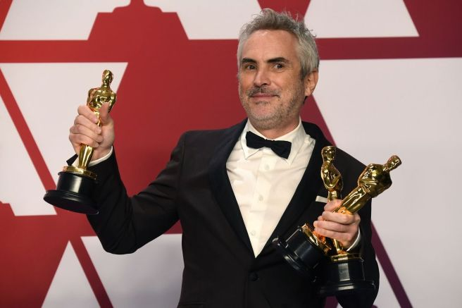 Cuaron (Director, Cinematography, Foreign Language)