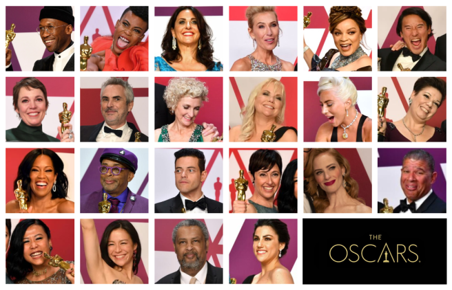 Women & People of Colour Oscars